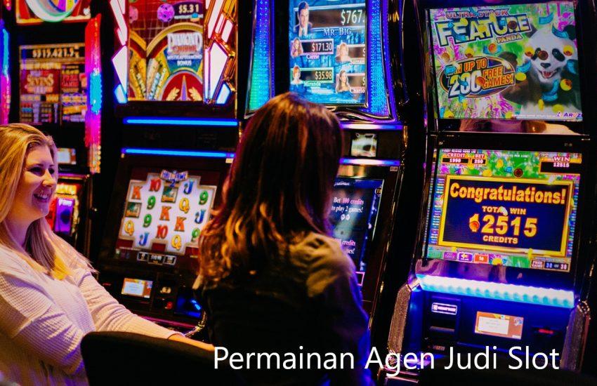 Permainan Judi Game Slot