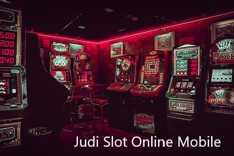 Menikmati Judi Slot Online